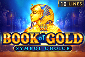Book of Gold: Symbol Choice